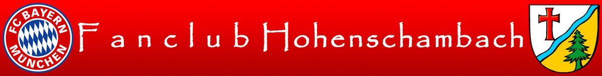 FC Bayern Fanclub Hohenschambach